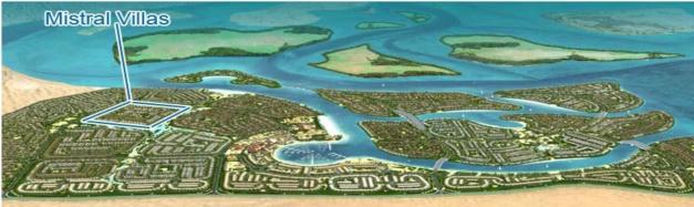 UAQ Marina Masterplan