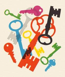 Variety of Keys