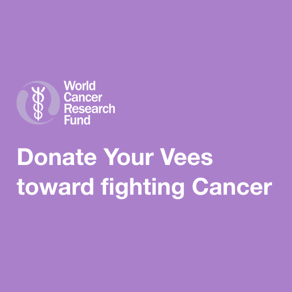 Donate Vees to Cancer